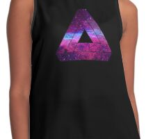 Abstract Geometry - Penrose Triangle - Galaxy Contrast Tank