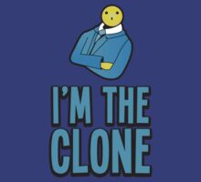 I'm the clone with suit guy with a matching No! I'm the clone! by jazzydevil