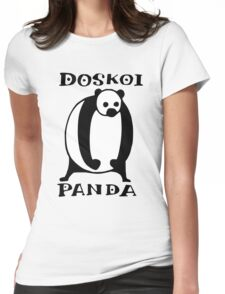 Doskoi Panda T-Shirt