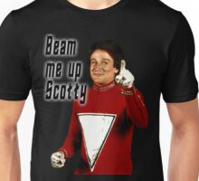 1 to Beam up Scotty Unisex T-Shirt