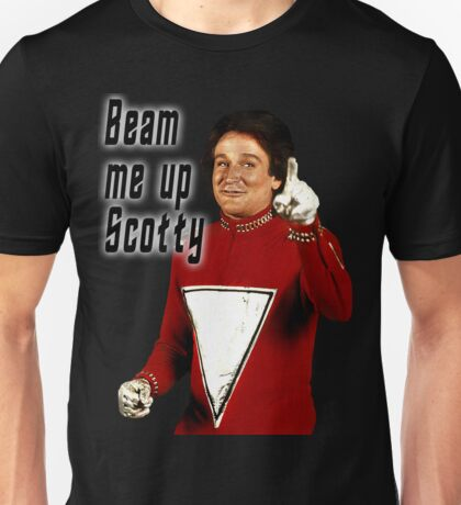 1 to Beam up Scotty Unisex T-Shirt