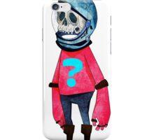 Space Kid iPhone Case/Skin
