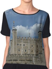 The Tower of London Chiffon Top