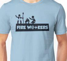 FIRE W@+KERS Unisex T-Shirt