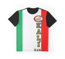 QVHK Kali Kart Graphic T-Shirt