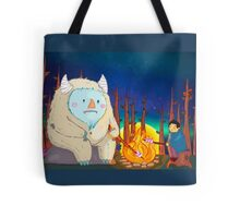 Alone/ With You Tote Bag