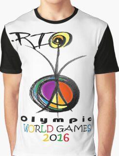 rio 2016 Graphic T-Shirt