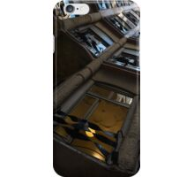 Whimsical, Intricate Antoni Gaudi Architecture  iPhone Case/Skin