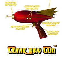 Sonic Ray Gun by simonbreeze
