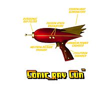 Sonic Ray Gun Photographic Print