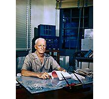 MacArthur Photographic Print