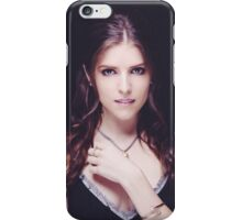Anna Kendrick Cannes iPhone Case/Skin