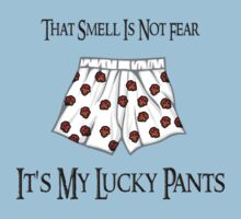Lucky Gaming Pants by simonbreeze