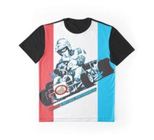 QVHK Vintage Roadshw Graphic T-Shirt