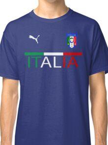 Euro 2016 Football Team Italy Classic T-Shirt