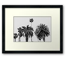 Typical California Framed Print