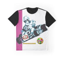 QVHK Parilla Purple Graphic T-Shirt