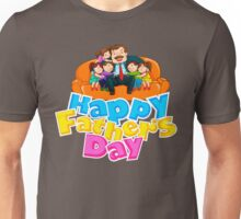 Happy Father´s Day Unisex T-Shirt