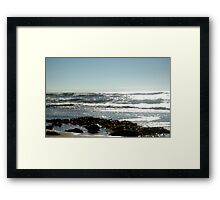 Constantine Bay Cornwall Framed Print