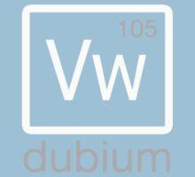 dubium (white) Kids Tee