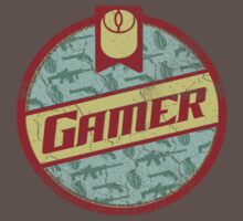 Gamer (vintage) by BGWdesigns