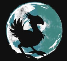 Wark at the Moon by Art-Broken