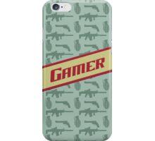 Gamer (vintage) iPhone Case/Skin