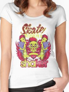 Shaker Women's Fitted Scoop T-Shirt