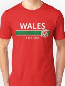 Wales National Football Team Unisex T-Shirt