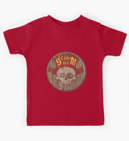 Scumm Bar Kids Tee