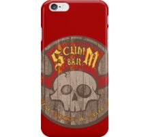 Scumm Bar iPhone Case/Skin