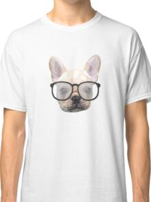 Dog with glasses Classic T-Shirt