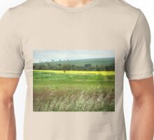 *Country at its Best - Balliang, Vic. Australia* Unisex T-Shirt