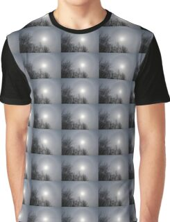 Sun Halo Through the Trees Graphic T-Shirt