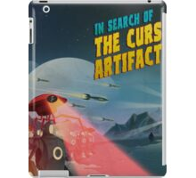 In Search of the Cursed Artifact iPad Case/Skin