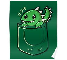 Monster in My Pocket Poster