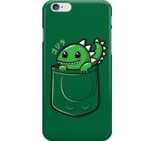 Monster in My Pocket iPhone Case/Skin
