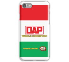 QVHK DAP iPhone Case/Skin