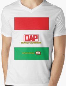 QVHK DAP Mens V-Neck T-Shirt