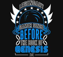 LEGENDARY GAMER (SONIC ORIGINAL COLORS) Unisex T-Shirt