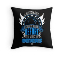 LEGENDARY GAMER (SONIC ORIGINAL COLORS) Throw Pillow