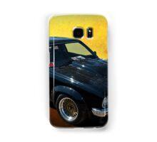 Black Torana A9X Samsung Galaxy Case/Skin