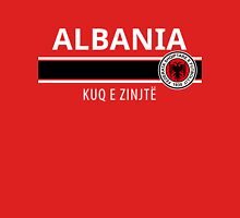 Albanian Football Team Unisex T-Shirt