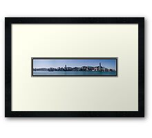 Just a Splendid Place to Behold Framed Print