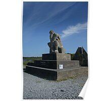 Connemara Giant, Recess, Co. Galway, Ireland Poster