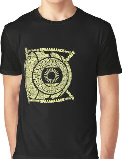 Space core: quote core Graphic T-Shirt