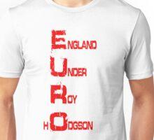 England Under Roy Hodgson Unisex T-Shirt