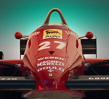 Ferrari F1 Nose by Stuart Row