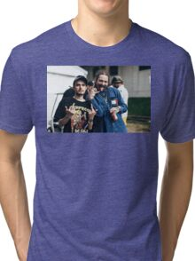 Post Malone X Pouya Tri-blend T-Shirt