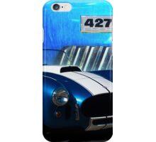 Blue Cobra iPhone Case/Skin